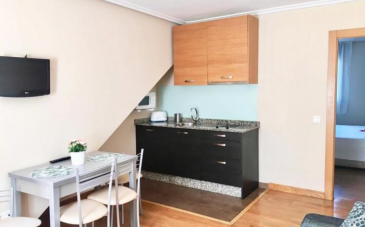 Apartamento Antilles, Llanes, Asturias